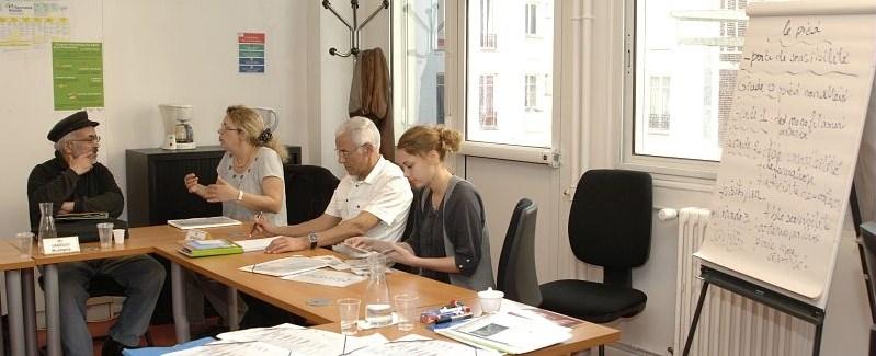 Ateliers thérapeutiques diabète© Brigitte Postec – Cpam de Paris