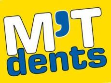 logo M'T dents, santé buccodentaire