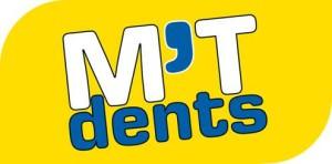 logo M'T dents, santé bucco-dentaire