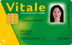 carte_Vitale2, assurance maladie, prestations
