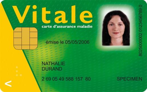 Carte Europeenne Dassurance Maladie Urssaf.Commander Une Carte Vitale En Ligne Sante Pratique Paris