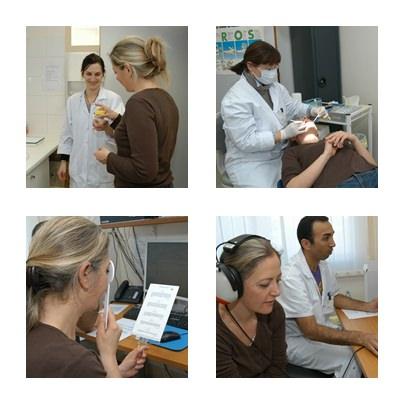 Examen périodique de santé : faire le tour des spécialistes sur une journée © Cpam Paris – avril 2013