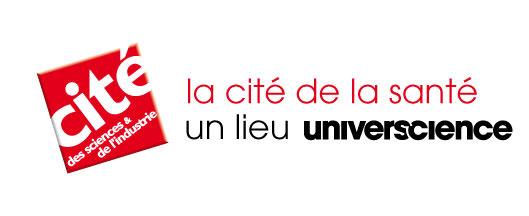 logo-cite-sante-un-lieu-universcience, Cité de la santé