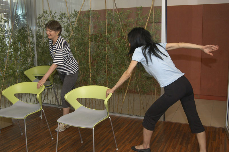 Des exercices à pratiquer chez soi