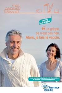 Affiche grippe 2013