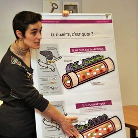 Comprendre les mécanismes de la maladie pour comprendre et mieux vivre avec le diabète © G. Schaeffer – Cpam Paris – novembre 2013