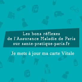Commander Une Carte Vitale En Ligne Sante Pratique Paris