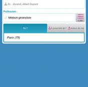 application mobile ameli