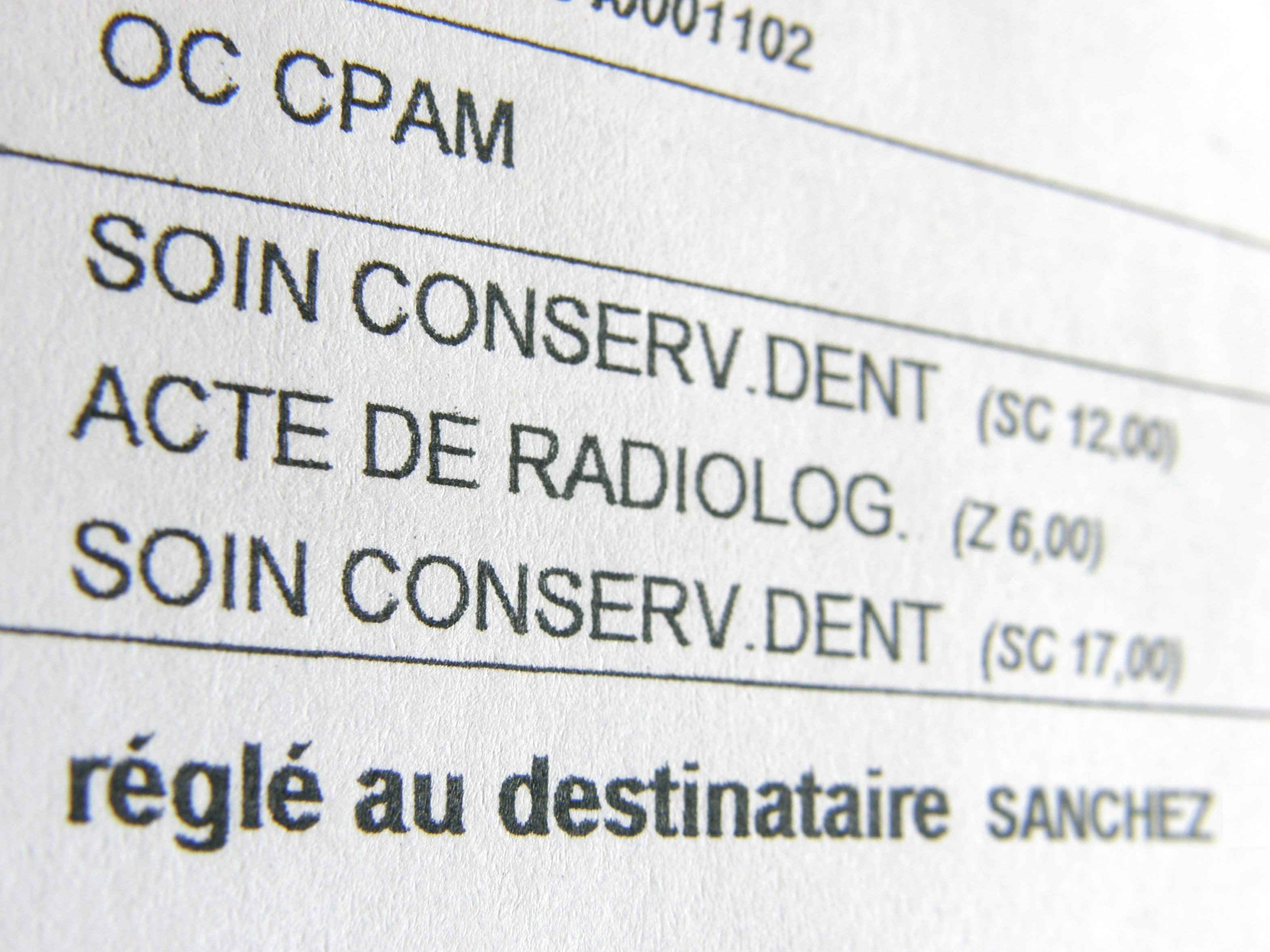 Soins Dentaires Un Decompte Simplifie Et Clarifie Sante Pratique