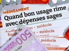 médicaments génériques, franchise médicale