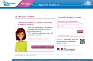 compte ameli, services en ligne