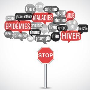 maladies épidémies hivers-nuage mots_Fotolia_74202699_Jérôme Rommé