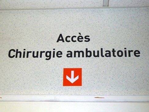 Chirurgie-ambulatoire