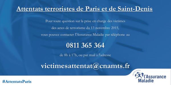0811365364, attentats, victimes