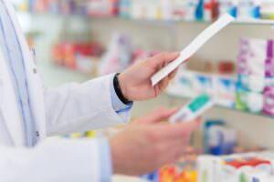prescription médicament