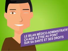 bilan médico administratif