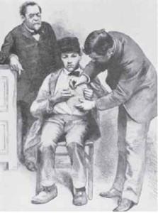 première vaccination
