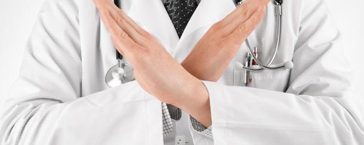 médecin, refus tiers payant