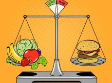 santé pour les jeunes, nourriture saine