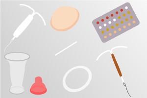 Diffrentes contraceptions
