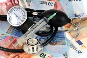 frais d'hospitalisation