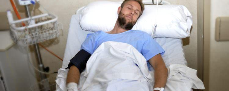 hospitalisation, bulletin d'hospitalisation, IJ