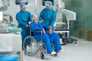 chirurgie ambulatoire, post opératoire, hospitalisation de jour