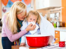 inhalation, bronchiolite, nettoyage nez