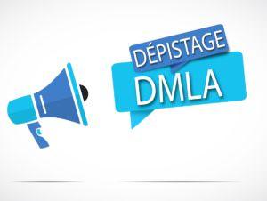 DMLA, dépistage, ophtalmologiste