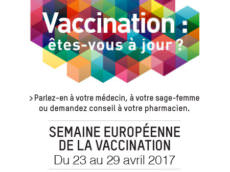 vaccination, SEV2017, vaccins