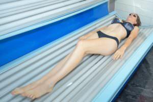 branzage en institut, cabine UV, ultraviolet