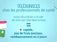 téléservices, services en ligne
