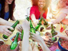 consommation d'alcool, apéro