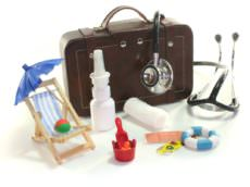 recommandations sanitaires, voyage, médicaments