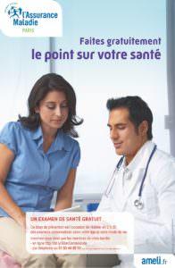 prévention, bilan santé
