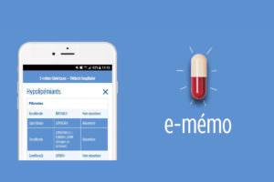E-mémo génériques, médicament