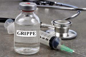 vaccin antigrippal, vaccination, grippe saisonnière