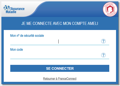 ameli FranceConnect