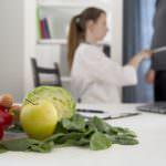 Régime et nutritioniste