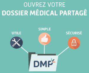 DMP, dossier médical partagé