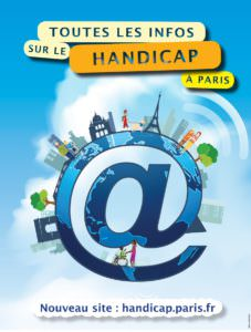 handicap à Paris