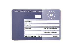 carte européenne d'assurance maladie (CEAM)
