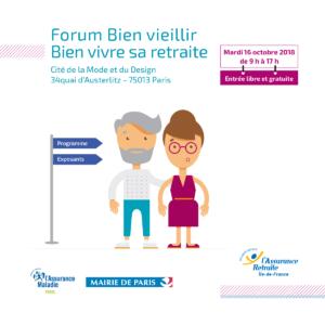 Forum Bien vieillir pour bien vivre sa retraite