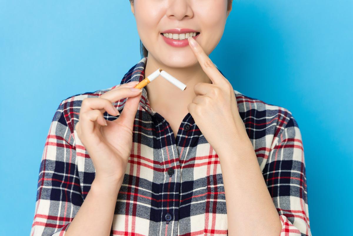 Retrouver Des Dents Blanches Après Larrêt Du Tabac Santé Pratique