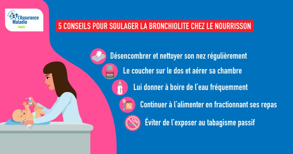 bronchiolite nourrisson