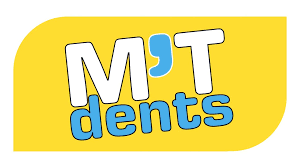 logo M'T dents